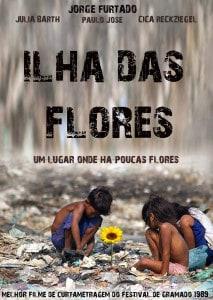 L'île aux fleurs